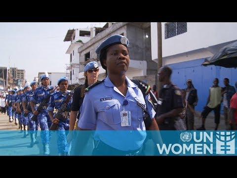 Why do women in peacekeeping matter?