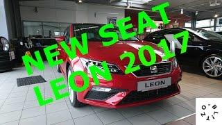 NEW SEAT LEON 2017 FR/XCELLECE TEST/GERMAN