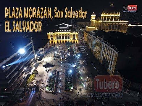 Inaguracion de la Plaza Morazan en San Salvador penultima obra de Nayib Bukele, el salvador ys svl