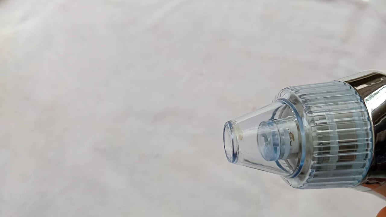 Vakum Komedo Rt 8080 Penyedot Dan Jerawat Youtube Vacuum Black Head Removal