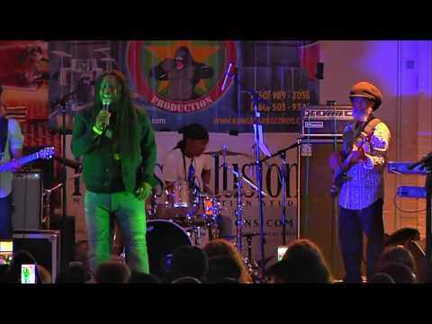 Tarrus Riley & Duane Stephenson Live in Connecticut [2016]