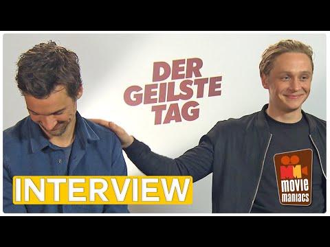 Der Geilste Tag | Matthias Schweighöfer & Florian David Fitz im exklusiven Interview (2016)
