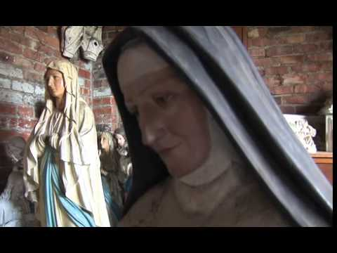 Thumbnail: A look inside religious statue manufacturer E.Carrara & Sons, Liverpool