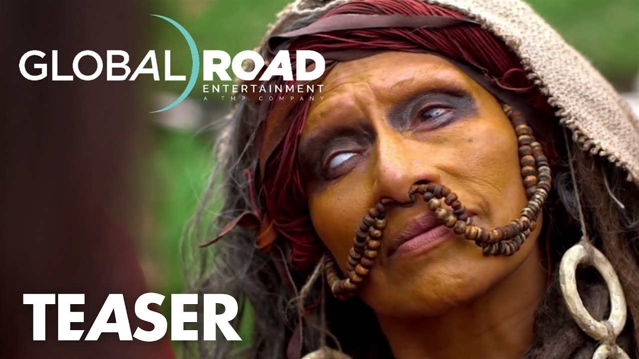 The Green Inferno Teaser