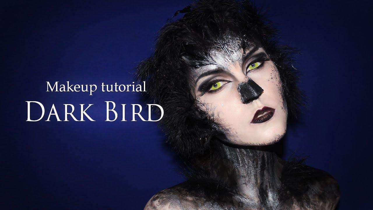 Makeup Tutorial Dark Bird