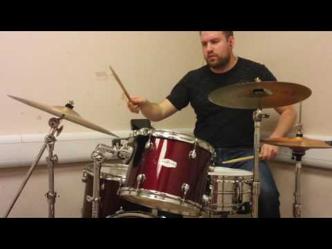 Blue Ain't Your Colour By Keith Urban - Drum Cover