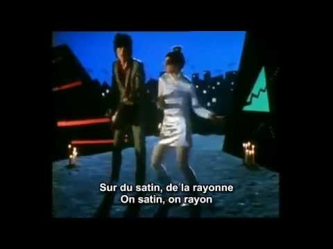 Marcia Baila Rita Mitsouko Learn with French and English Songs Lyrics