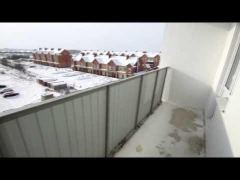 Квартиры в Челябинске. Однокомнатная квартира в новом доме.