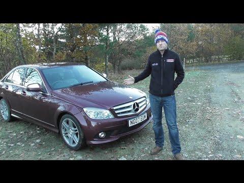 Mercedes C Class W204 EGR Location
