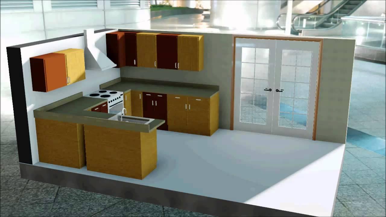 Autodesk showcase render - YouTube
