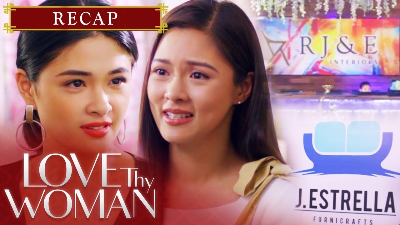 Download Dana and Jia's lives start to intertwine again | Love Thy Woman Recap (With Eng Subs)