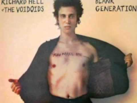 richard hell & the voidoids - who says?
