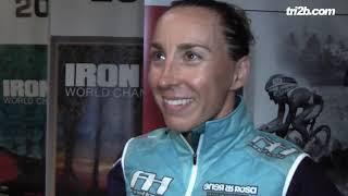 IRONMAN Hawaii 2018: Anne Haug - 3. Platz - im Interview