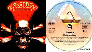 Krokus – Headhunter (Vinyl, LP, Album) 1983.