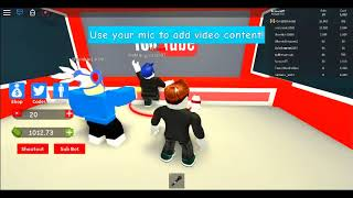 Roblox Game [Beta]YouTubers Simulator #2