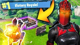 I met a super COOL old dude in Random Duos... and we got him a WIN?!?! (Fortnite Moments)