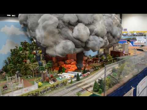 National Model Railroad Association Train Show – July 09, 2016