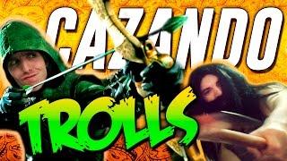 CAZANDO TROLLS en LAN con BARBAKAHN !! (League of Legends)