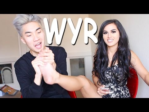 Thumbnail: WOULD YOU RATHER w/ RICEGUM