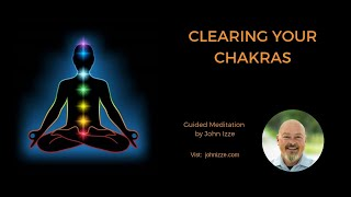 Guided Meditation for Clearing your Chakras