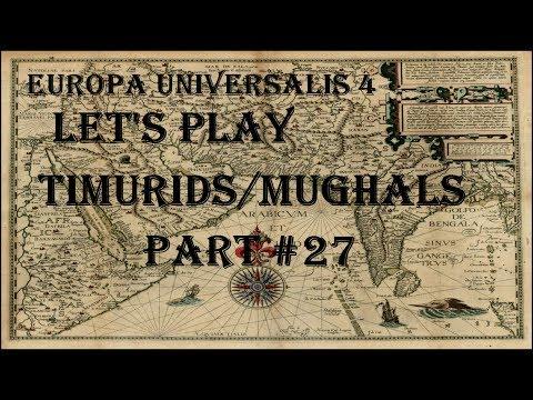 Europa Universalis 4 - Third Rome: Mughals Part 27