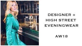 Designer and High Street Haul | Eveningwear outfit ideas