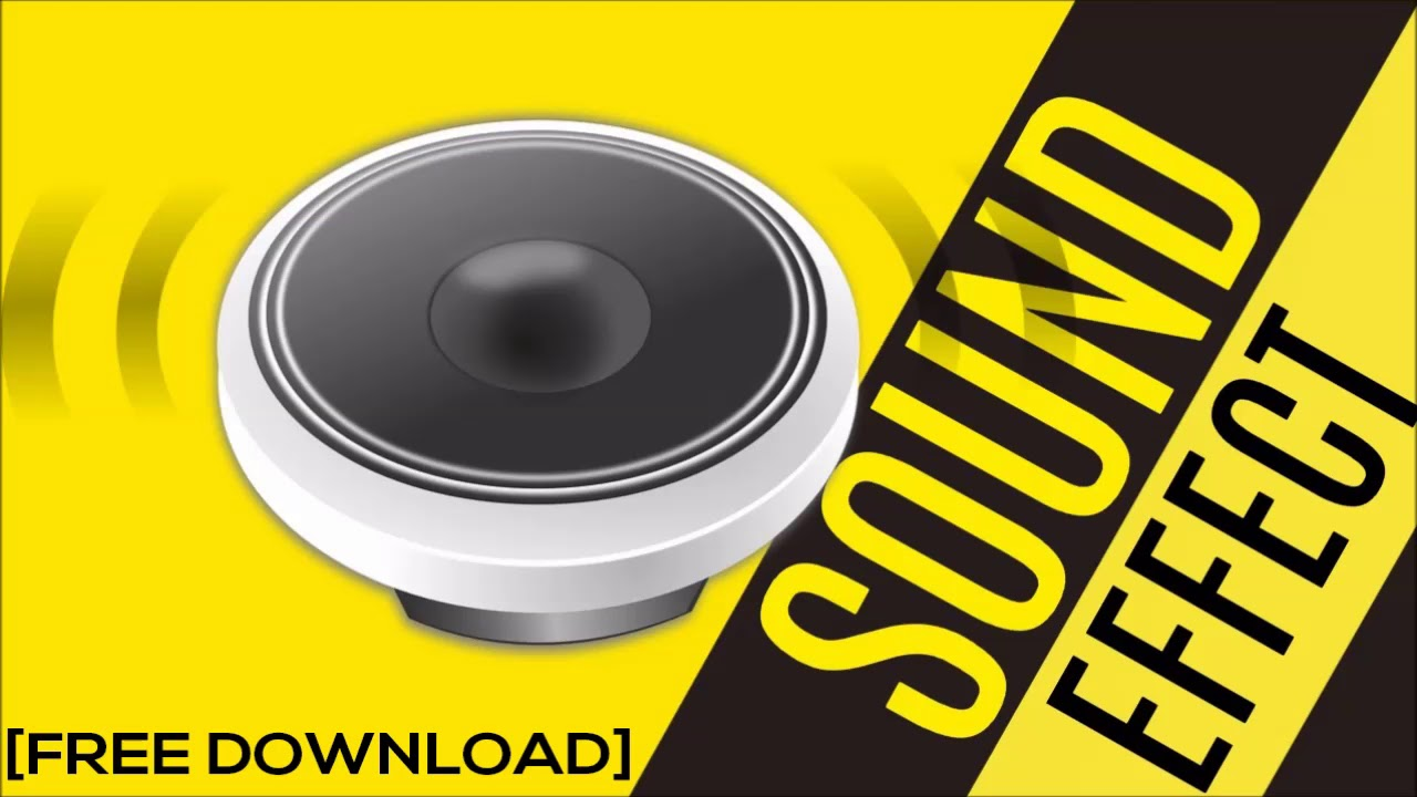 Air Horn Sound Effect #1 | Royalty Free Sound Effects (Free Download) 🔊