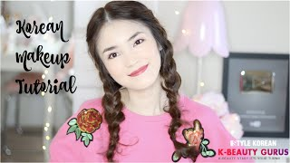 Korean Makeup Tutorial ❀ Stylekorean K-Beauty Gurus | mattalehang