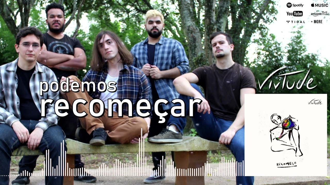 Download Virtude - Recomeço | Lyric Video
