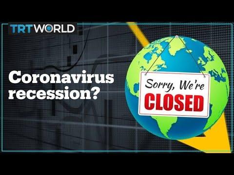 Is coronavirus triggering a global economy catastrophe?