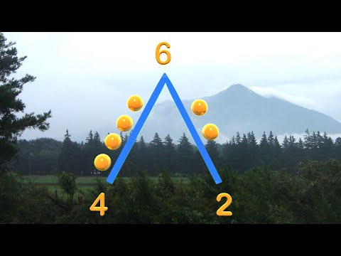 Learn Math Mountains for 1st Grade and 2nd Grade