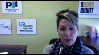Cherise Fanno Burdeen of PJI bragging that only 20% of released def...