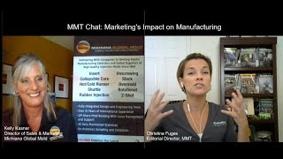 MMT Chats: Marketing's Impact on Mold Manufacturing