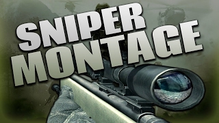 MWR Sniping Montage (best game ever)
