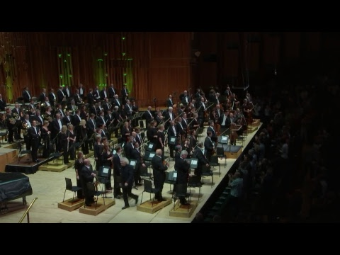 Live: Stravinsky The Firebird, Petrouchka and The Rite of Spring. LSO/Sir Simon Rattle