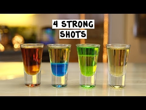 Four Strong Shots