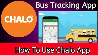 How to use chalo app - chalo app kaise use kare - Bus tracking app screenshot 5