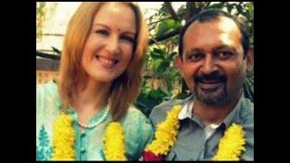 Helen's (Suzanne) REAL LIFE WEDDING SHOTS! Chakravartin Ashoka Samrat 6 JUNE 2016