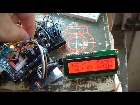 Arduino Incubator Control With Lcd16x2 Doovi
