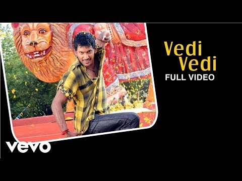 Thoranai - Vedi Vedi Video | Mani Sharma