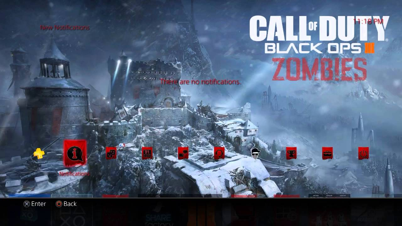 Black Ops 3 New Zombies Theme Wallpaper Der Eisendrache