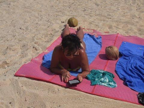 Lolita Bungalows Maenam Beach Koh Samui der Strand