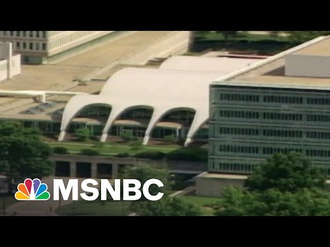 'Ongoing Security Incident' At CIA Headquarters After Intruder Seeks Unauthorized Access   MSNBC