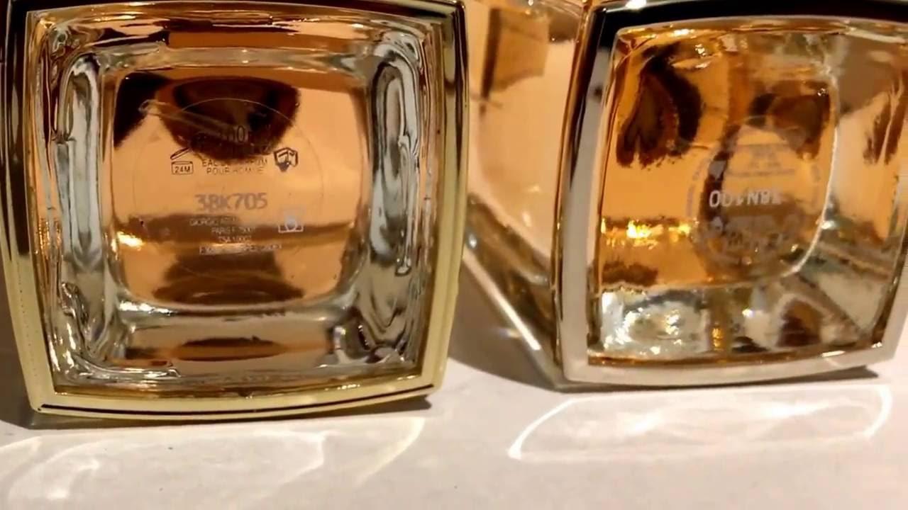 1f00d8241de Falso vs Original Como identificar perfume Giorgio Armani Sí - YouTube