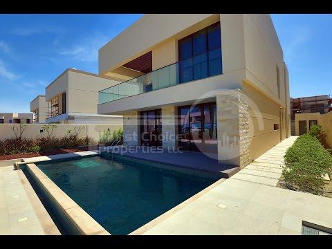 5 Bedroom Villa (Type 6) in HIDD Al Saadiyat - Saadiyat Island , Abu Dhabi - UAE