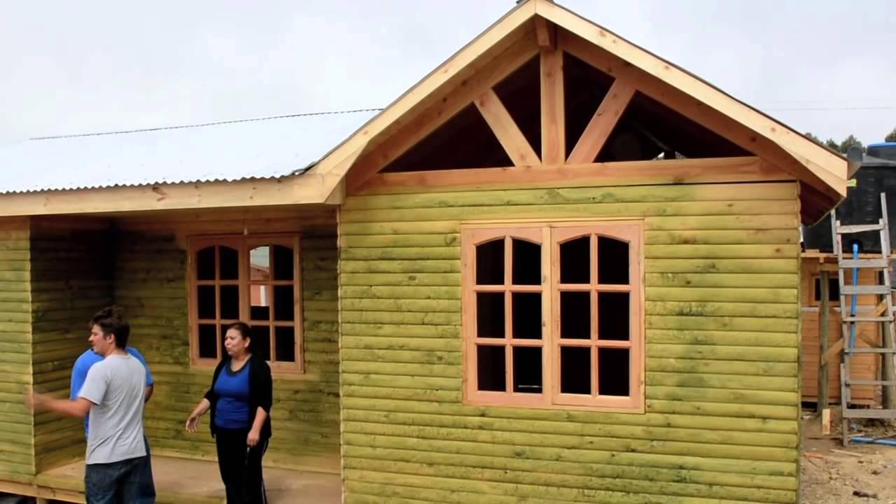 Chileartes clientes el tabo casa prefabricada - La casa prefabricada ...