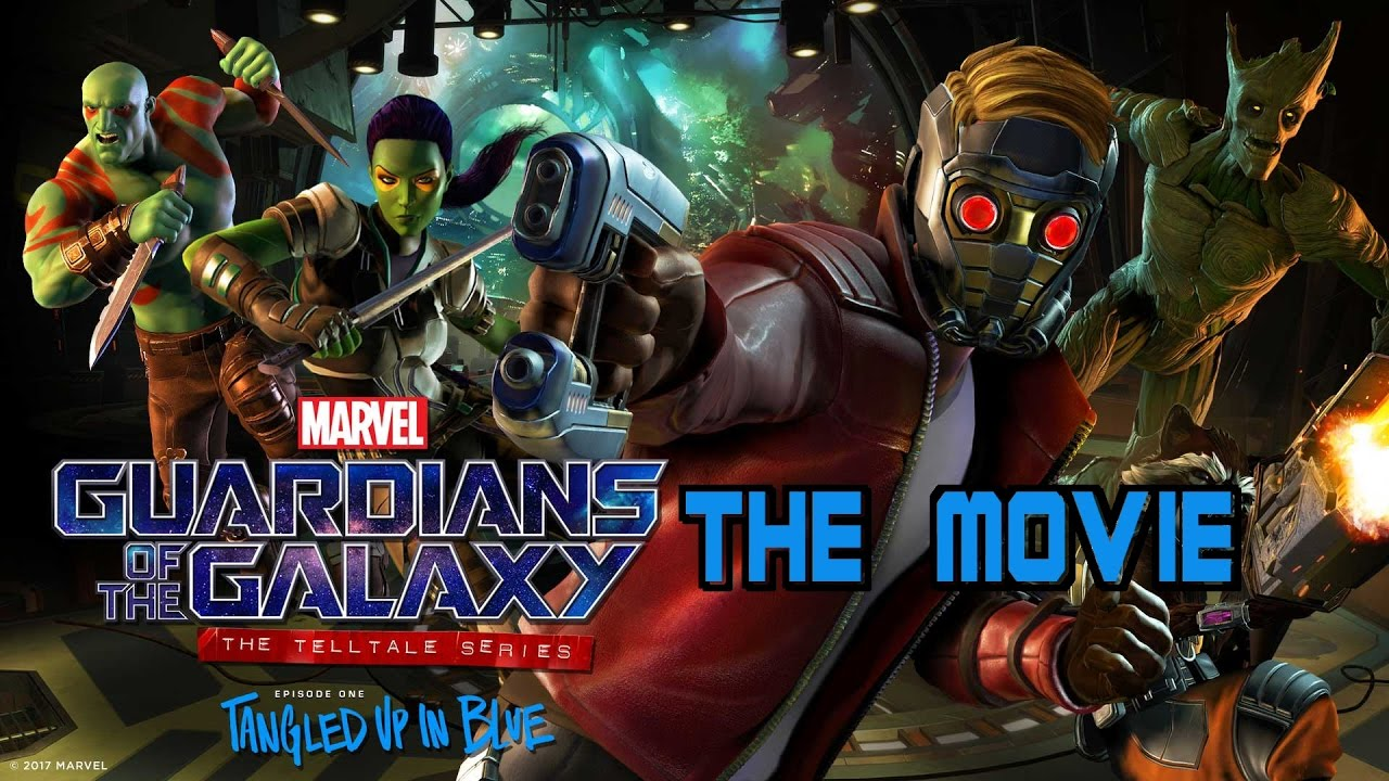 Download Guardians of the Galaxy   Episode 1 - The Movie
