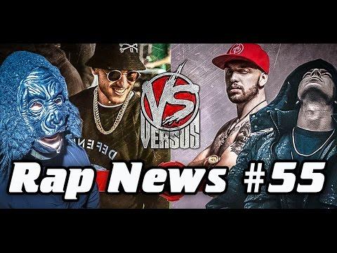 RapNews #55 [VERSUS, D.Masta vs. ST, Oxxxymiron]