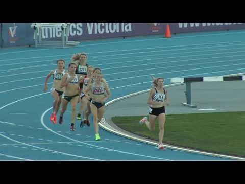 Day 2 800m Open Semi-finals