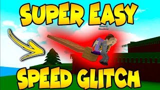 CHEAP SPEED GLITCHES | Build a Boat for Tresure ROBLOX